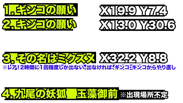 2019/06/17/ 19:32ヤンサのフェイトフローチャート