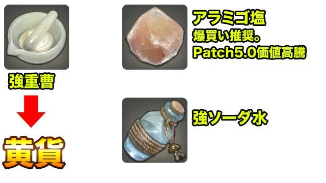 2019/10/15/ 18:53爆買い推奨アラミゴ塩