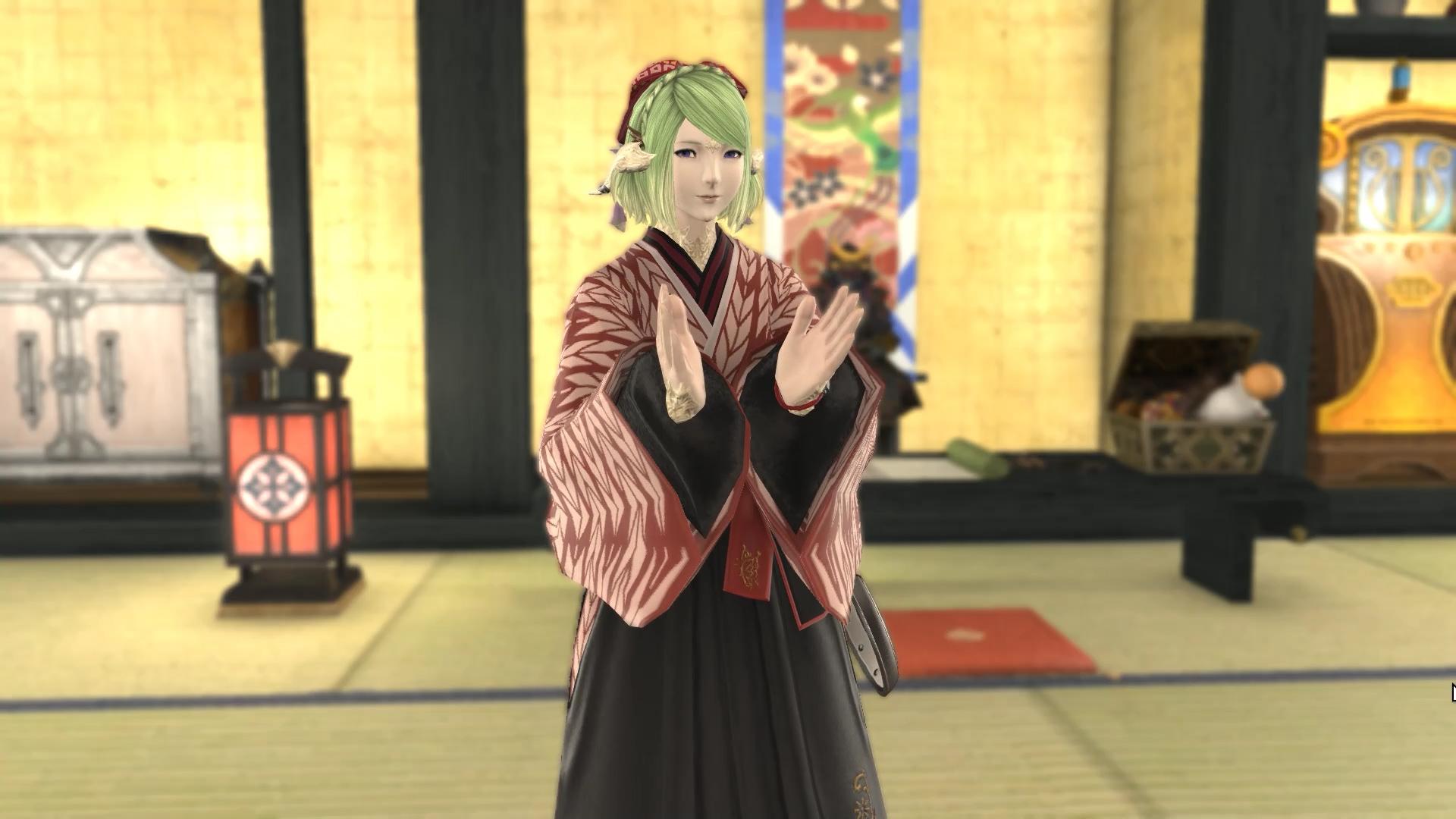 2020/06/30/ 00:52日本の服和服でミランプリ